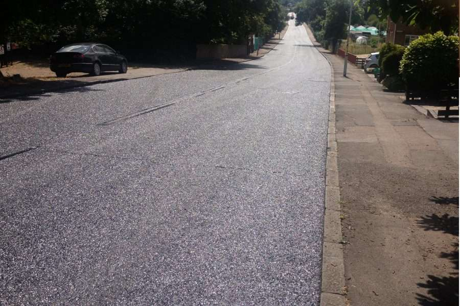 Fresh Road Sealing and Waterproofing