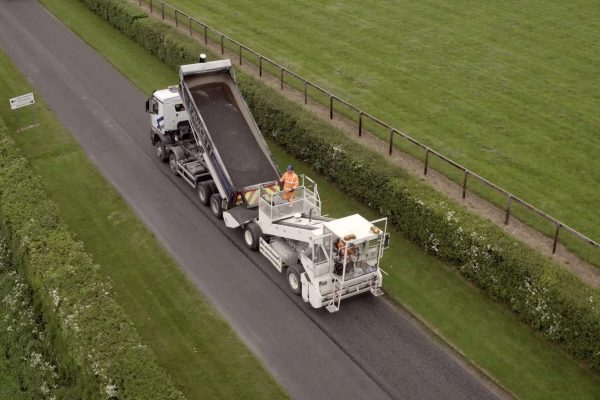 Surface Treatment to Increase the Life Span of Roads