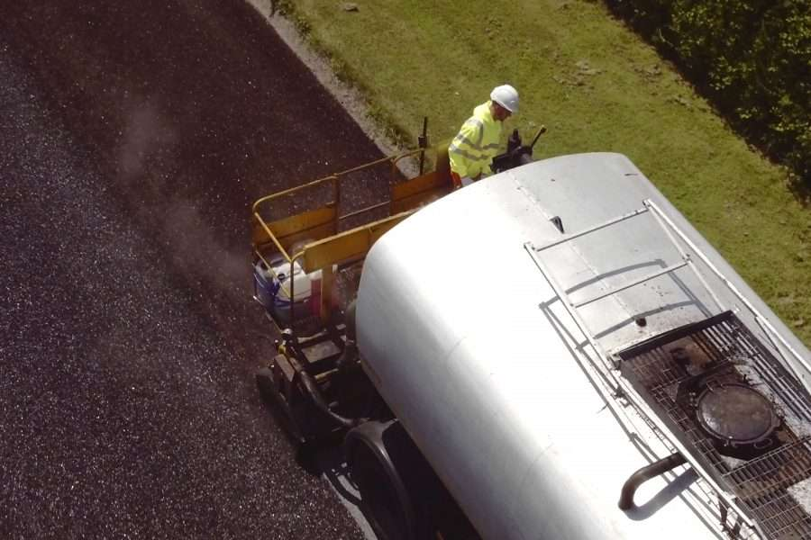 Surfacing for the UK Highway Maintenance Market