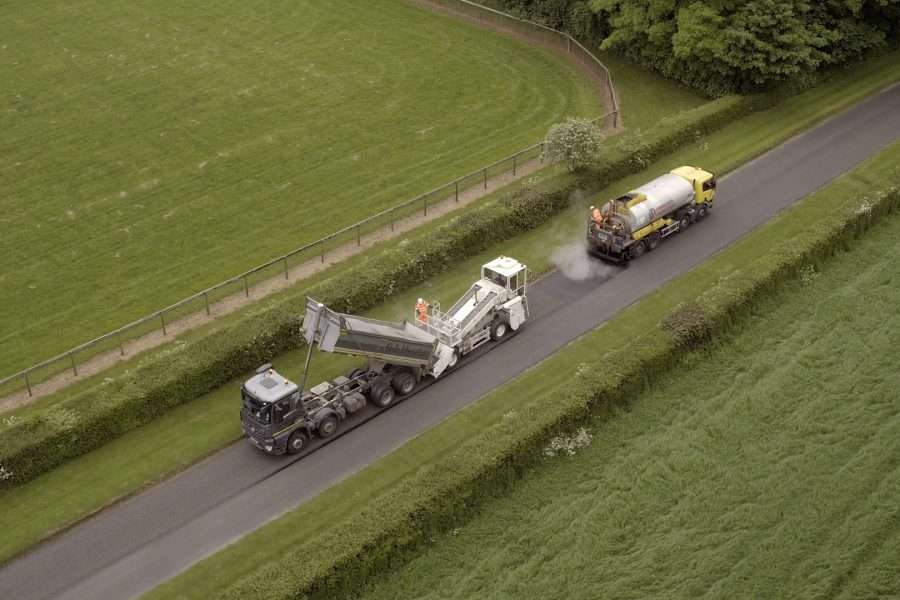 Surface Treatment for Road Construction from BituChem