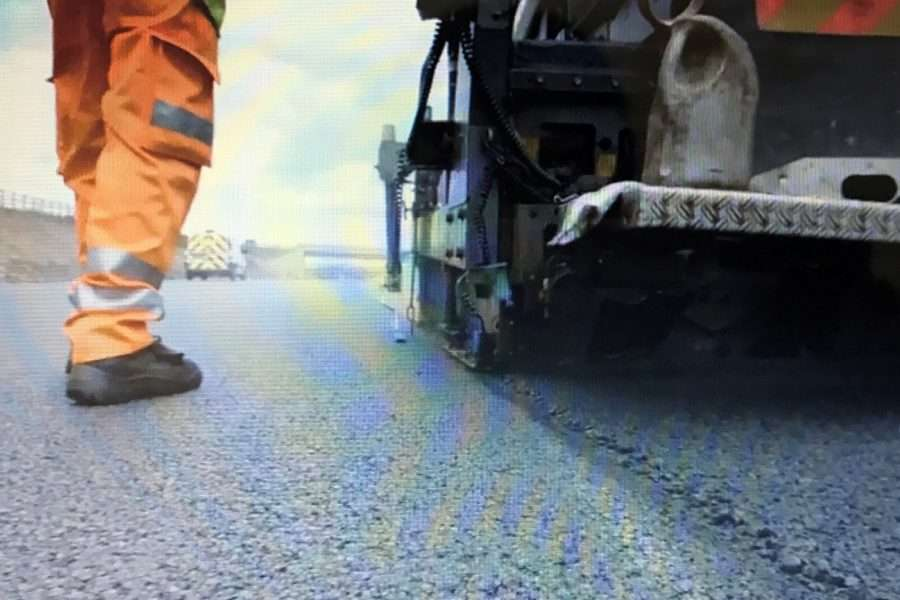 Highway Repairs Using PolyBond