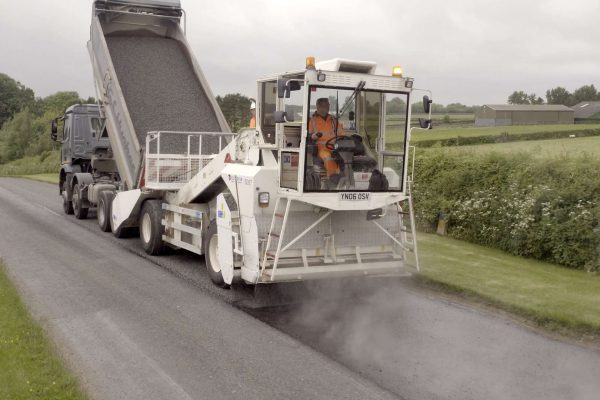 Road Surface Dressing Solutions from BituChem