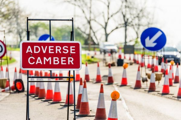 What is a Road Camber?